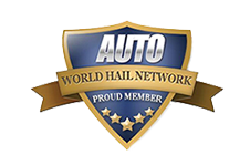 Member of the Auto World Hail Network